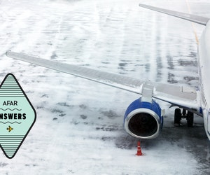 Why Only Some Flights Are Canceled in Bad Weather