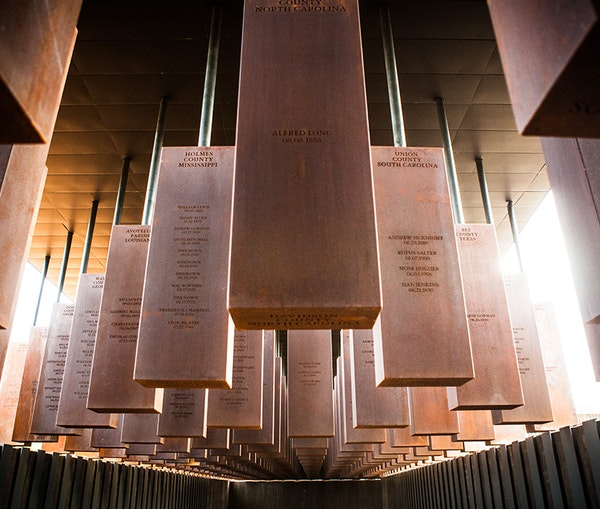 The Powerful New Lynching Memorial: Why Now Is the Time to Visit Montgomery, Alabama
