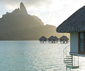 Bask In Tahiti's Beauty, Overwater Bungalows, And World-Class Cuisine (Sponsored)