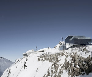 Austria's New James Bond Museum Is a Spectacular Secret Lair High in the Alps