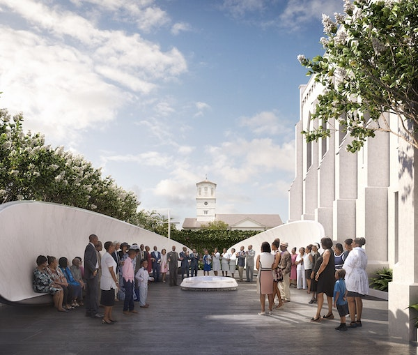What Charleston's New Memorial to Victims of Church Shooting Will Mean for the City