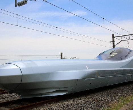 Japan Is Testing an Even Faster Bullet Train Tokyo