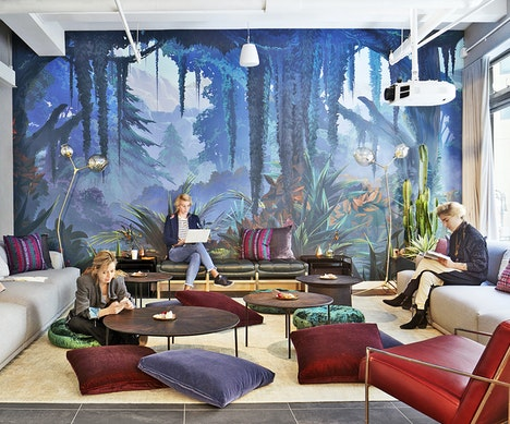 Work, Play, and Stay: The Hotels That Have Mastered Coworking New York
