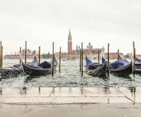 Study Shows Mediterranean UNESCO World Heritage Sites Are at Risk of Major Flooding by 2100 Venice