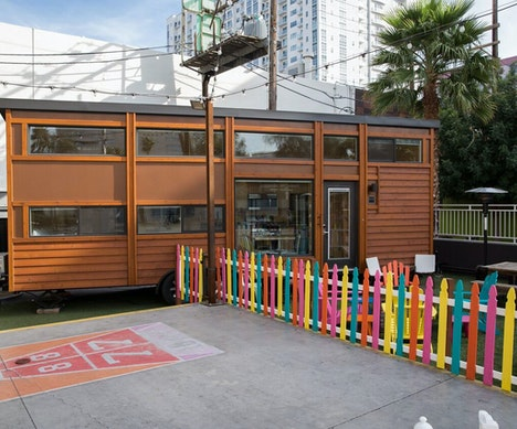 You Can Rent This Tiny House—in Downtown Vegas Las Vegas