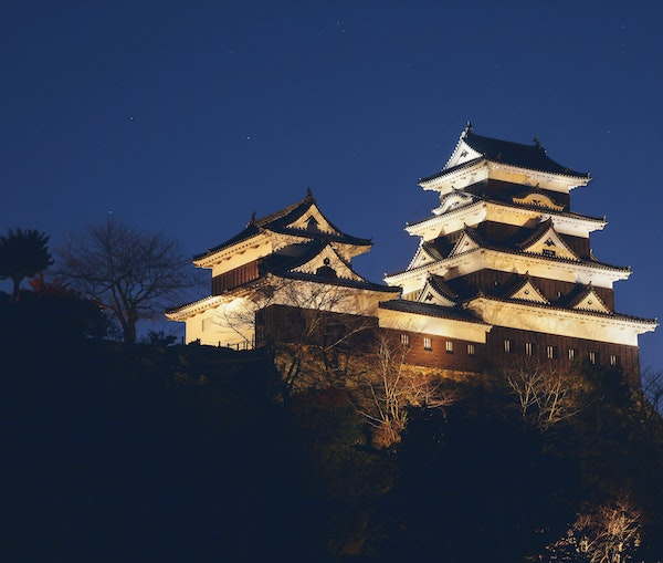 Some of Japan's Ancient Castles Are Opening for Overnight Stays