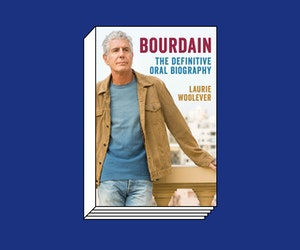 Another Anthony Bourdain Book Is on the Way