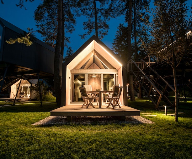 You Can Go Glamping Next Door to a Chocolate Factory in Slovenia