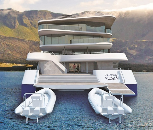 Meet Celebrity Flora, the Ship Designed for the Galápagos