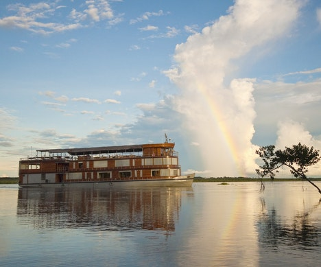 The Cure for Social Media Fatigue Is an Amazon River Cruise   Peru