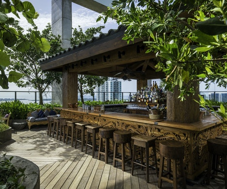 Miami's 9 Coolest Rooftop Bars  Florida