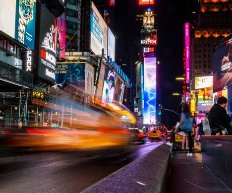 Is Times Square Getting Cool? 5 Things to Do After Your Next Broadway Show New York