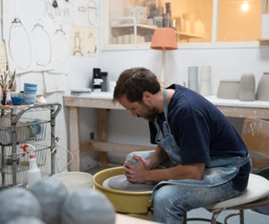 Life Artists: What Forrest Lewinger Loves About Working With Clay
