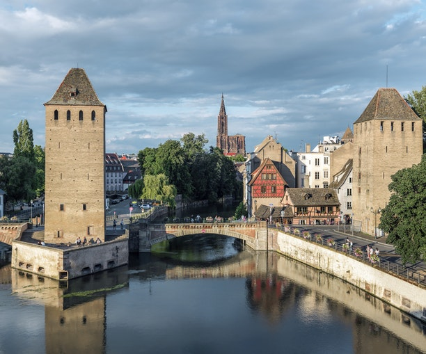 When You Need to Escape Reality, Take a Rhine River Cruise