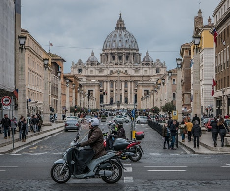 How the Eternal City Brought My Mom Back to Life   Italy