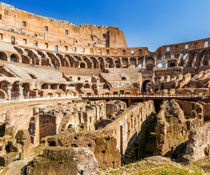 Rome to Rebuild Colosseum's Ancient Retractable Floor