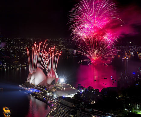 Take It From an Aussie: This Is the World's Most Epic New Year's Eve Celebration   Australia