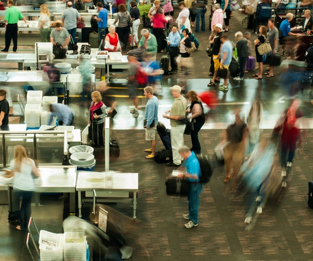 Finally, the TSA PreCheck Line Could Really Be Just for PreCheck Members