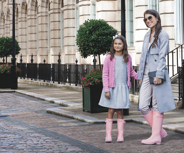 Hunter Boots and Langham Hotels Just Released the Most Instagram-Worthy Wellies