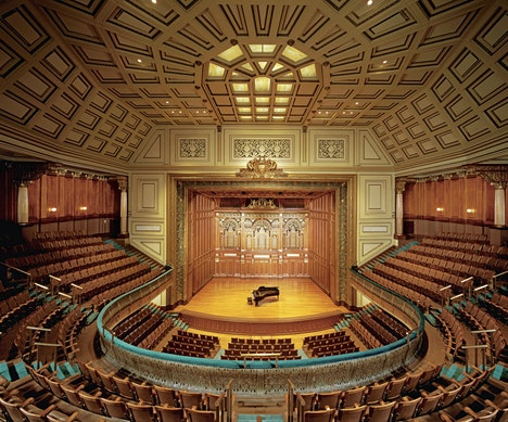 13 U.S. Music Halls That Raise the Bar Seattle
