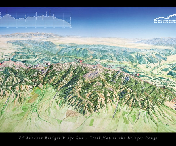 Coolest Travel Jobs: What It's Like to Hand-Design Ski Maps