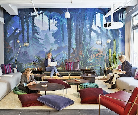 Work, Play, and Stay: The Hotels That Have Mastered Coworking Miami