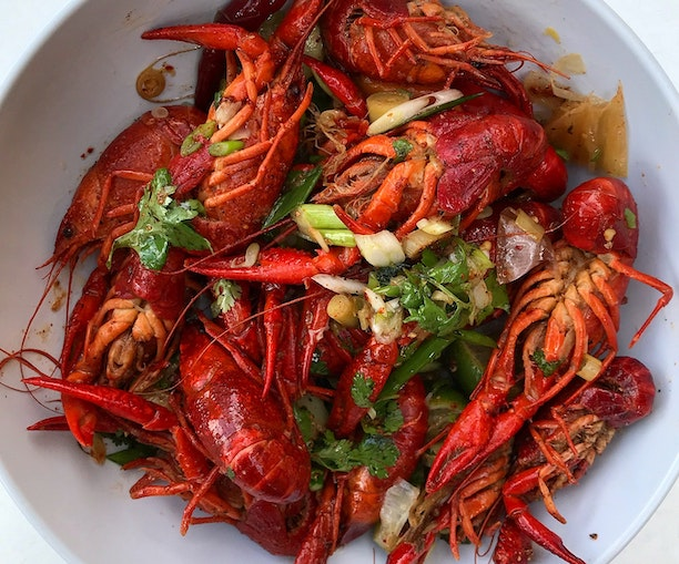 The Art of Eating Crawfish in New Orleans