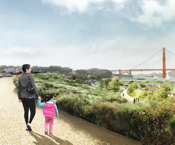 Could This Presidio Project Be SF's High Line?