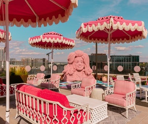 A Dolly Parton–Inspired Rooftop Bar Just Opened in Nashville