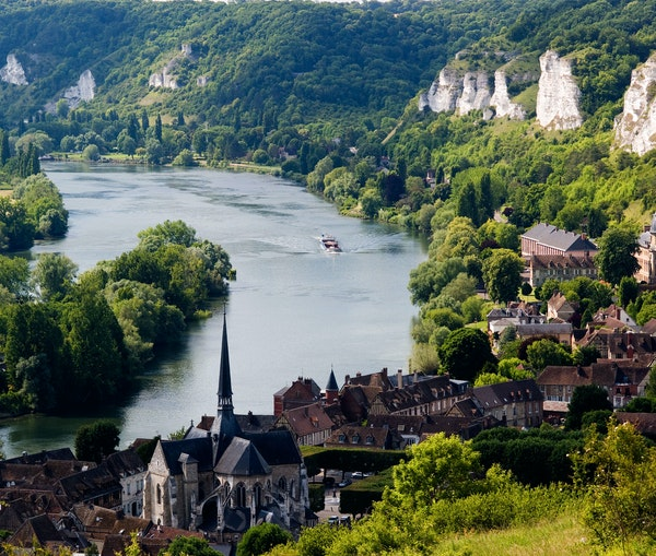 Finding Unexpected Contentment Onboard My River Cruise to Normandy