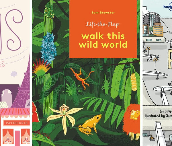 9 Delightful Picture Books to Inspire Tiny Travelers