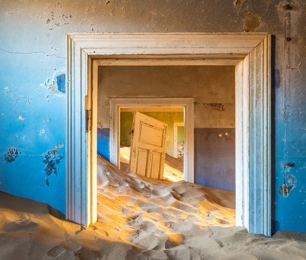 Beautiful Abandoned Places Around the World That You Can Actually Visit