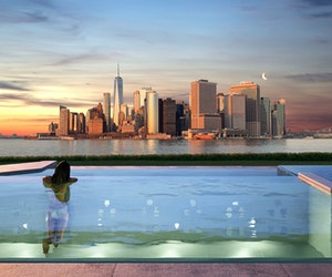 A Waterfront Spa Is Coming to New York's Governors Island