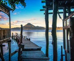 On Guatemala's Lake Atitlán, a Novel Way to Support Locals