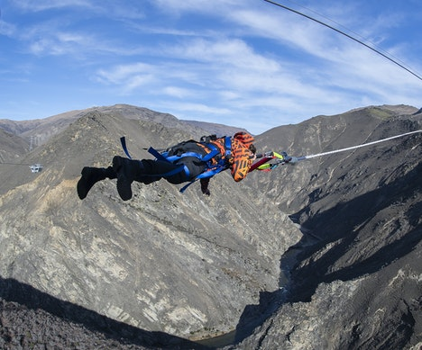 You Can Catapult Yourself Across a New Zealand Valley at 62 Miles per Hour   New Zealand
