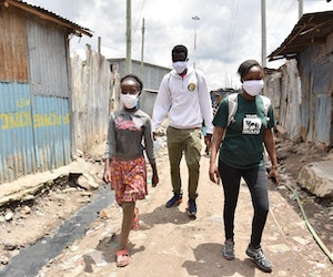 This Travel Company Is Helping a Nairobi Slum During the COVID-19 Pandemic