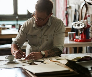 Life Artists: How Leather Craftsman Dana Glaeser Found His Purpose