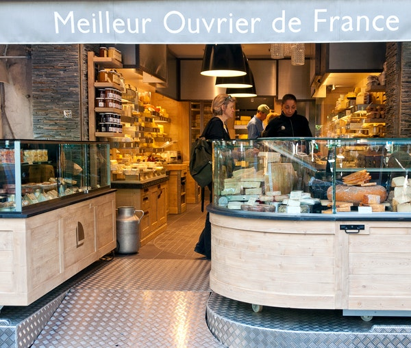 An Expert's Guide to Fromage in Paris for Traveling Cheese Nerds