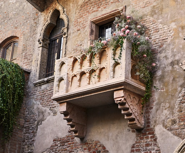 Airbnb Is Giving Away a Night at Juliet's Verona House This Valentine's Day