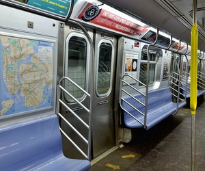 "NYC's ""City of Women"" Map Renames Subway Stops for Female Figures"
