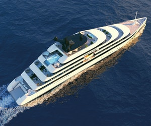 How to Sail in Style: Emerald Cruises' New Superyacht