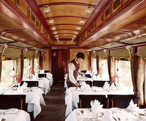 Is Classic Train Travel the Antidote to Modern Life?   Thailand