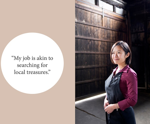 Japan's First Woman Soy Sauce Sommelier Is Here to Help Save Tradition