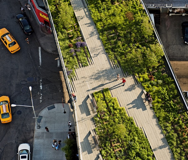 Escape a City Without Leaving It in 15 Innovative Urban Parks