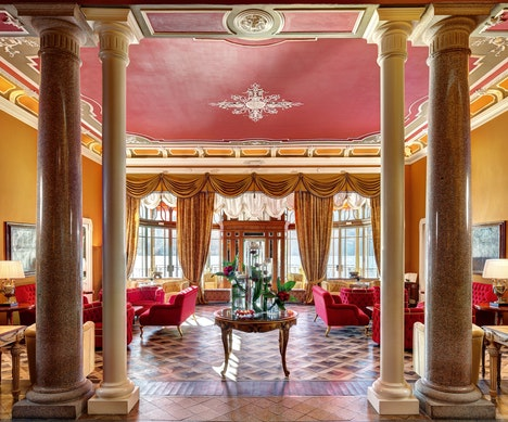 The History and Mysteries of Lake Como's Most Romantic Hotel   Italy