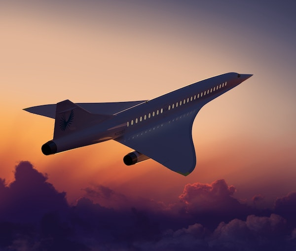 Can United's New Boom Deal Bring Supersonic Flight Back?