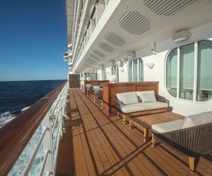 Why the World's Most Luxurious Cruise Ship Is Worth the Splurge
