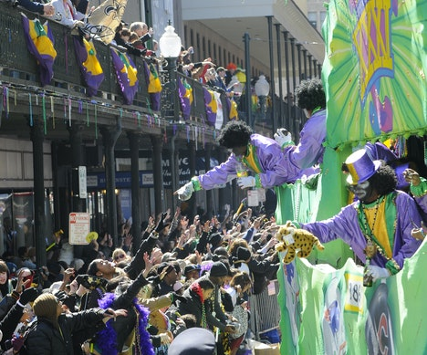 """Get Beyond the Beads: The 101 on Mardi Gras """"Throws"""" in New Orleans New Orleans"""
