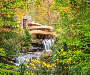 Frank Lloyd Wright's Biggest Fans Can Take Trips Inspired by the Architect