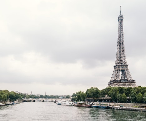 The Best New Way to See the Eiffel Tower: By Zip Line
